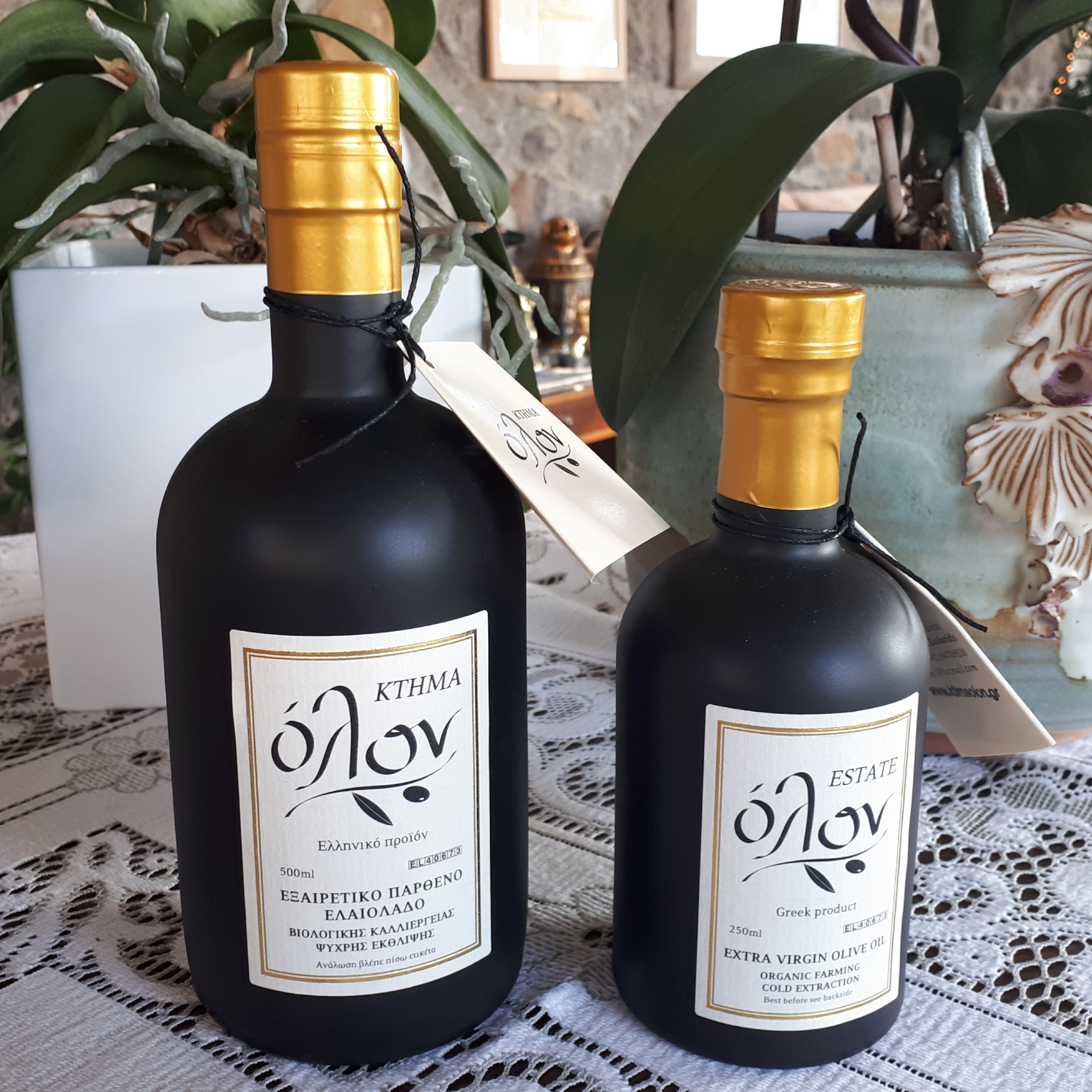 olive oil ktima olon lemnos