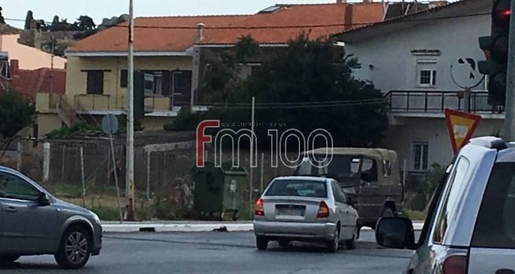 Λήμνος: Συνελήφθη η οδηγός του ΙΧ που συγκρούστηκε με στρατιωτικό όχημα | Οδηγούσε μεθυσμένη και χωρίς άδεια