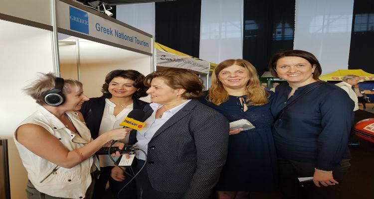 Το σιτάρι και οι ανεμόμυλοι της Λήμνου σε διεθνές τουριστικό συνέδριο στην Πολωνία