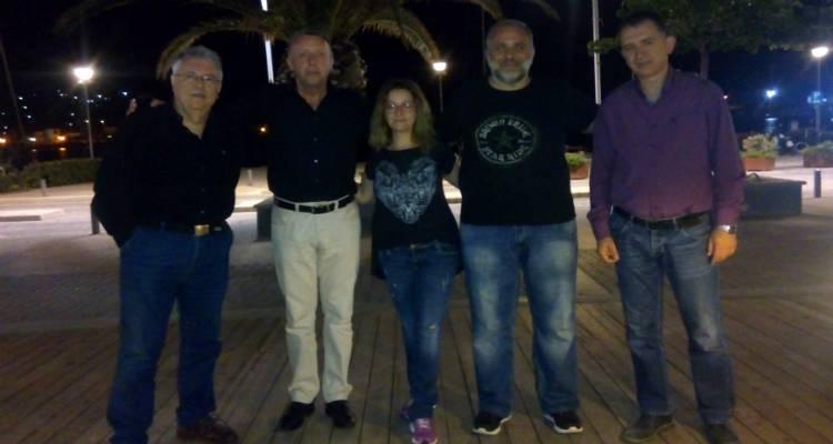 Ο Μάικ Μπλακ ξανά στη Λήμνο για την τουριστική προώθηση του νησιού στο εξωτερικό